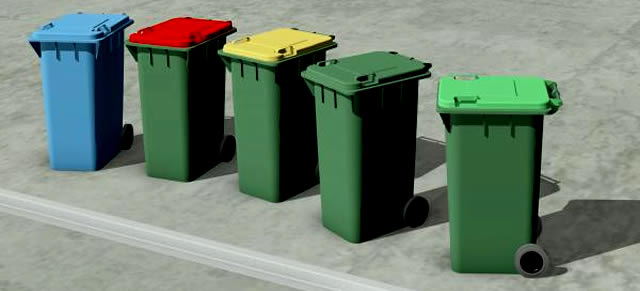 wheelie bin cleaning in sydney